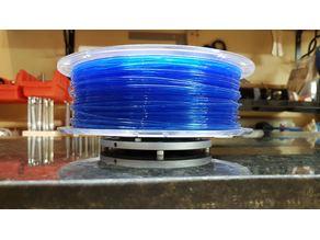 Lazy Susan Adapter for 3D Printer Filament Spools