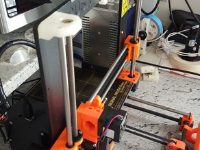 Prusa I3 MK2 Z-Axis-Top