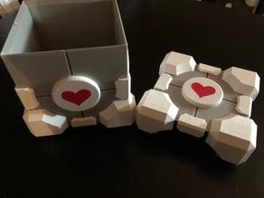 Companion Cube - Box