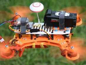TQ250 racing drone quad V2