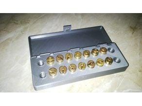 Box jet carburettor