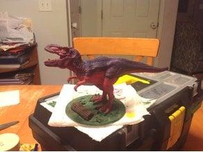 Tyrannosaurus Rex - Split & Based for D&D mini
