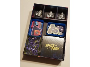 Space Park Game Insert
