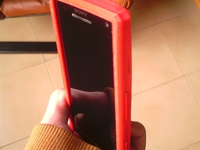 Bumper for Sony XPERIA S (LT26i)