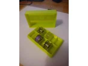 Reel Box for Sewing Machine