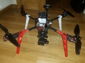 Tarot 650 680 landing