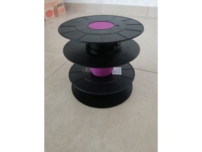 child stool (recycling spool)