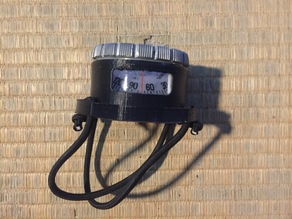 Mount for Suunto SK7/SK8 with LED