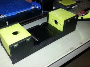 Qu-BD OneUp Twoup Plate parts