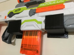 Nerf Modulus ECS-10 Rifle Wall Mount