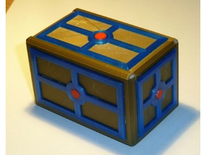 Japanese Puzzle Box Remix