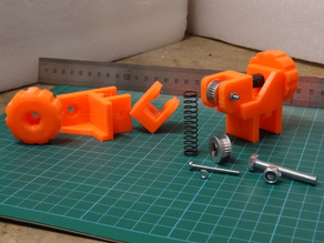 Y-axis Belt Tensioner for Flsun cube