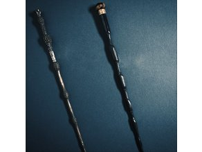 Dumbledore Wand from Fantastic Beasts and the Crimes of Grindlewald