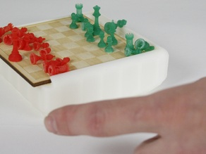 The Ultimate Makers Chess Set (travel edition)