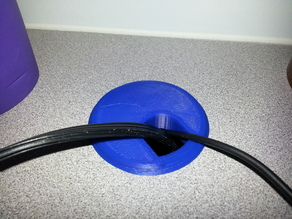 "2"" Desk Cable Grommet"