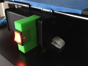 Printrbot Simple Metal Power Switch