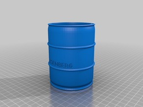 Breaking Bad - Heisenberg Money Barrel