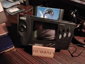 Sega Nomad Display Stand
