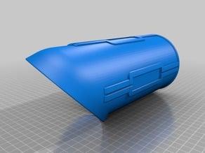 C-3PO arm - large printer