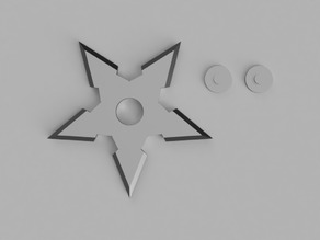 Star Fidget Spinner