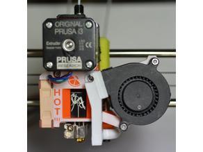 Prusa MK3 Mosquito Hotend Extruder