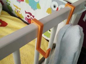 Gancho cuna Gulliver Ikea
