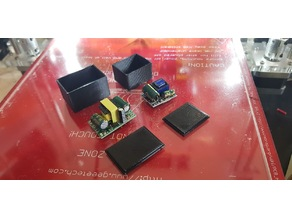 Small box for Isolated Switching Step Down Power Supply Module