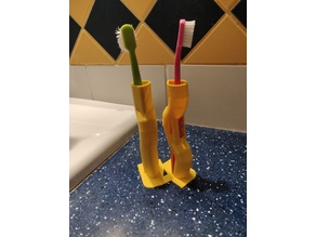 Toothbrush stand / holder