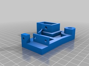 Piecemeal Y ends for Reprap Wilson TS
