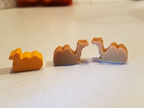Camel meeple (Ca-meeple)