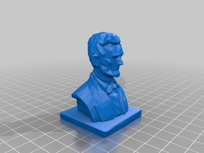 Low Poly Lincoln