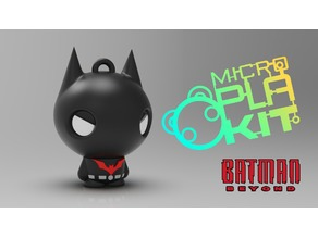 Batman Beyond (MicroPlaKit Series)