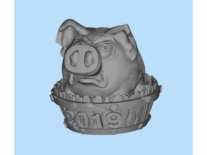 Angry piggy 2019 (Злая хрюшка 2019)