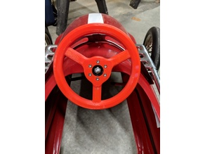 Steering Wheel for Pedal Car