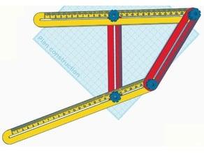 Ei9ht - Sauterelle Mega - ez angle izer (bed 22X22)