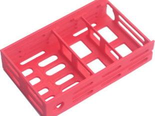 badBrick - Power Brick -  (2) 9 Volt Battery Case.