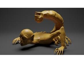 Scorpid Human Abomination
