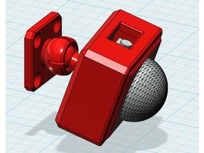 Involucro con snodo per Sensore Pir-Arduino