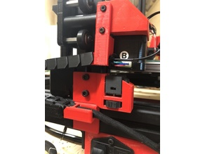 Wanhao D9 - Adjustable Z-End Stop