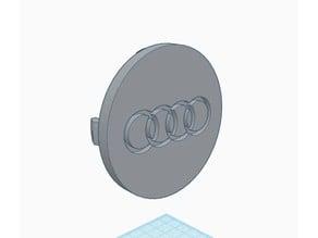 Audi A2 wheel cap