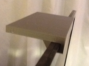 PC Monitor shelf (adjustable)