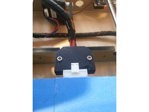 JST VH 6 Way Connector Housing for 3d Printer Heat Bed Strain Relief