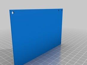 Anycubic Trigorilla Board Template