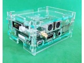 Laser Cut DRAWS Encloser - WB7FHC