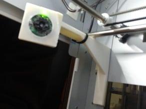 Da Vinci Logitech C160 Webcam Mount (Octoprint Video for under $7)