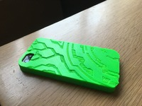 how to use your iphone as a hotspot iphone 5 halo themed by girgisdesigns thingiverse 21186