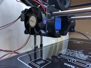 Robo 3D R1 Dual 50mm fan mount