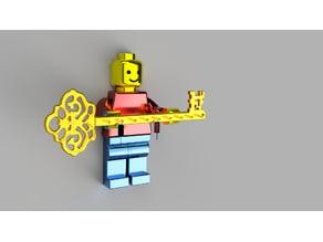 Lego Man Key Holder