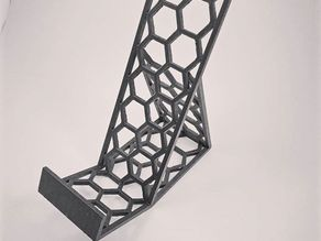 Honeycomb bookstand MG