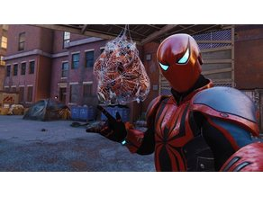 Spider Man Amour MK3 End Of Earth